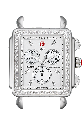 Michele Watches - Deco XL Diamond watch