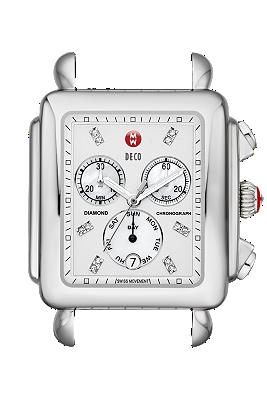 Michele Watches - Deco XL Non Diamond