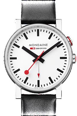 Mondaine Evo Alarm | A468.30352.11SBB at Tourneau
