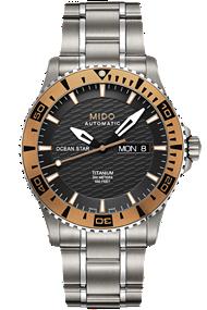 Mido Commander II M0114305406102