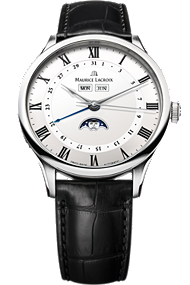 Maurice LaCroix Masterpiece Tradition Phases de Lune MP6607-SS001-112
