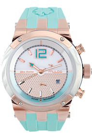 Mulco - Bluemarine Glass Watch - MW5-1621-413