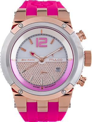 Mulco watch - Bluemarine Glass