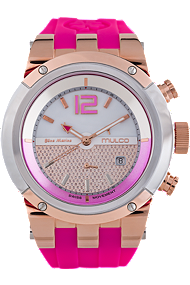 Mulco watch - Bluemarine Glass