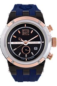 Mulco Bluemarine Glass watch