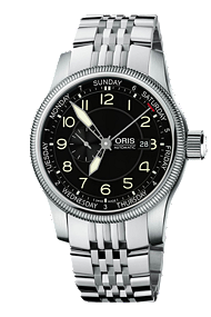 Oris Watches - Big Crown Small Second, Pointer Day
