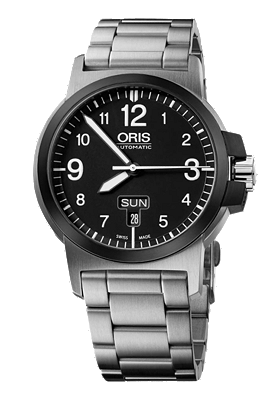 Oris Watches - BC3 Advanced Day Date