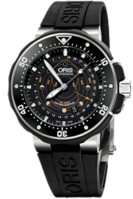 Oris | ProDiver Pointer Moon | 761.7682.7154SET