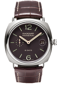 Panerai Radiomir 8 Days Titanio watch