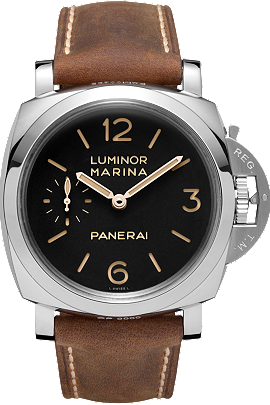 Luminor Marina 1950 3 Days - 47MM at Tourneau | PAM00422