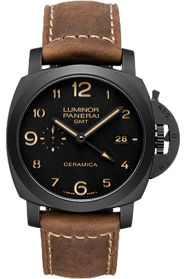 Luminor 1950 3 Days GMT Automatic Ceramica - 44MM at Tourneau | PAM00441