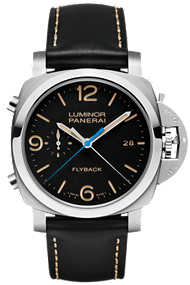 Panerai LUMINOR 1950 3 DAYS CHRONO FLYBACK AUTOMATIC ACCIAIO PAM00524