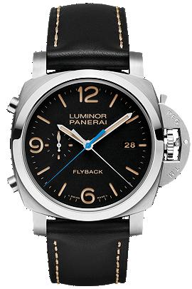 Panerai LUMINOR 1950 3 DAYS CHRONO FLYBACK AUTOMATIC ACCIAIO PAM00524