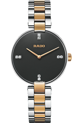Rado Coupole Midsize Diamond Dial | R22850703�at Tourneau