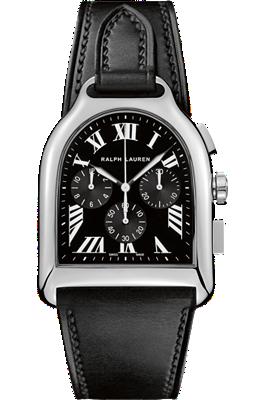 Ralph Lauren Chronograph Watch - Stirrup Large