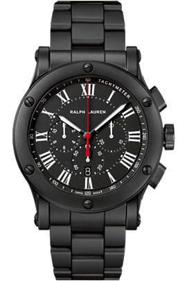 Ralph Lauren Chronograph - Sporting Watch