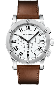 Ralph Lauren Chronograph Watch - Sporting