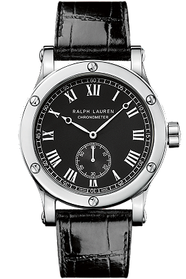 Ralph Lauren | 45 mm Steel Classic Chronograph