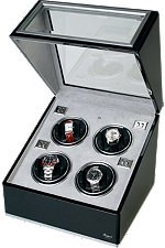 Rapport Ebony and Aluminum Quad Winder at Tourneau