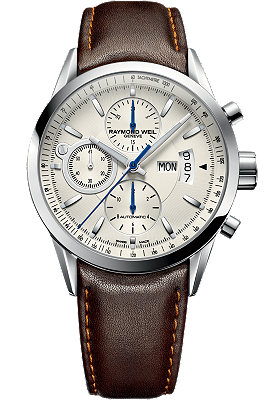 Freelancer Automatic Chronograph at Tourneau