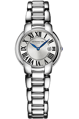 Jasmine 29mm silver dial at Tourneau