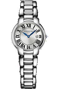 Jasmine 29mm silver dial at Tourneau