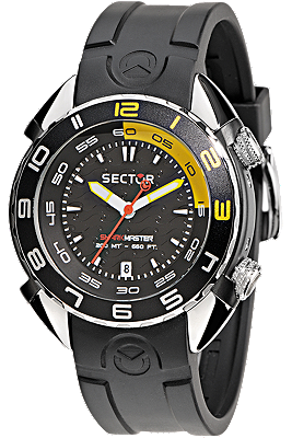 Sector Watches Shark Master at Tourneau