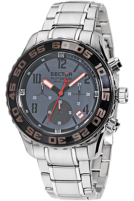 Sector Watches - Pilot Master at Tourneau