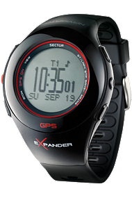 Sector Watches - GPS Navigator Heart Rate