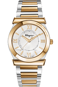 Salvatore Ferragamo Vega Quartz 3 Hands | FI001 0013