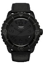 Skywatch   44 mm 3-hand All Black   CCI001 at Tourneau