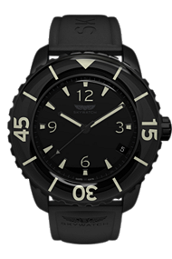 Skywatch | 44 mm 3-hand Black IP | CCI002