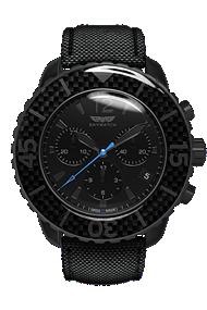 Skywatch | 44mm Chrono Black IP | CCI022
