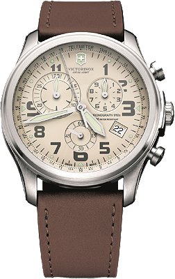 Infantry Vintage Chronograph at Tourneau