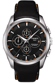 Couturier Men's Black Automatic Trend at Tourneau