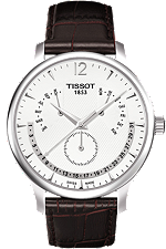 Tissot watch - Tradition Men Silver Quartz Classic