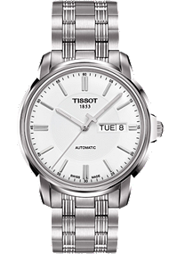 Men's Automatic III Classic White Automatic at Tourneau