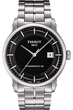 Luxury Automatic Men's Black Watch at Tourneau