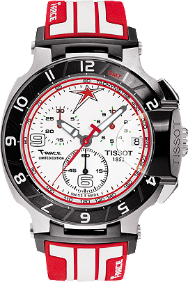 T-Race Men's Nicky Hayden Limited Edition 2013 Quartz Watch at Tourneau