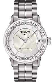Luxury Automatic Women's Mother-of-Pearl Watch at Tourneau