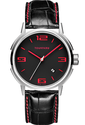(TOURNEAU)RED Special Edition 40mm Automatic at Tourneau