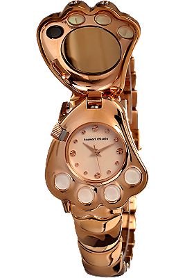 Tsumori Chisato Silcq001 Paw watch