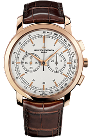 Patrimony Traditionnelle Chronograph at Tourneau