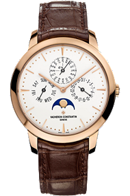 Patrimony Contemporaine Perpetual Calendar at Tourneau