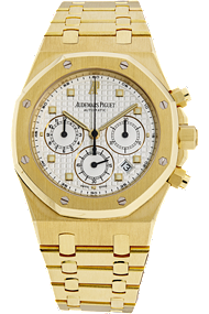 18K Yellow Gold Royal Oak Chronograph Automatic at Tourneau