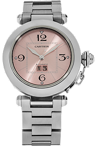 Stainless Steel Pasha C Large Date Automatic at Tourneau