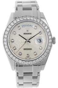 Platinum Day-Date Special Edition Automatic at Tourneau