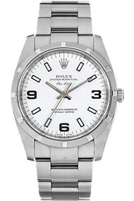 Stainless Steel Air-King Automatic at Tourneau