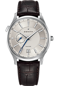 Zenith Captain Dual Time 03213068202C498